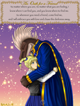 Oath for a friend:  Melian and Justin by Gneiss-chert