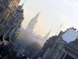 A glance to Westminster by samugtr