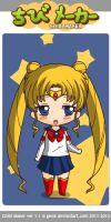 Sailor Moon by Yandere-ChanKawaii13