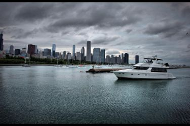 Farewell Chicago.. by Q8iEnG