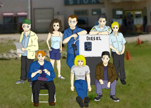 Corner Gas Tribute by Kanosis