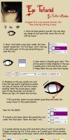 Eye Tutorial by HatterMadness