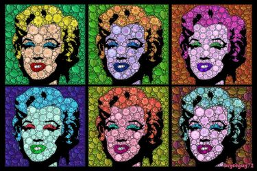 Tribute to Andy Warhol by bryceguy72