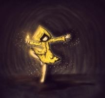 Little Nightmares Six by FionnaLover16