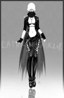 (CLOSED) Adopt Auction - Outfit 15 by cathrine6mirror