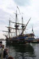 Pirate ship 5 by CAStock