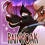 Icon Commission for RainyOak by Loopy44