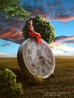 Today time is running by jiajenn