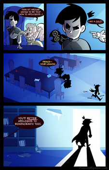 Prince of Spades - Saying You're Sorry pg 13 by MarionetteDolly