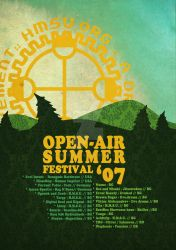 Open-air poster by skaRface6