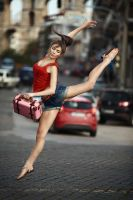 Dancing in the streets by Chris-Lamprianidis