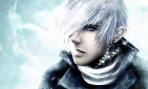 Jack Frost? by Azrael-DeathAngel