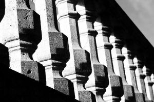 architecture abstract by LadyUrsula