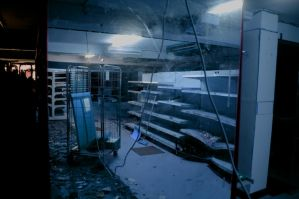 Zombie Apocalypse 'Run-Down' shop by PanicProductionsFilm