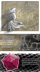 Sonic: Forces of the Maniacs #24 by Zack113