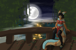 TRADE: Cool Summer Night by CrampedHand