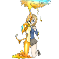 Goo Buizel Transformation by MizuhoTF