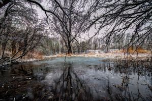 Frozen HDR by lueap