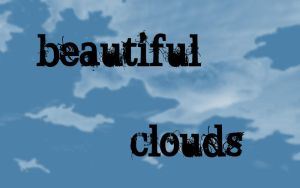 Photoshop Brushes: Clouds by AngelicWays