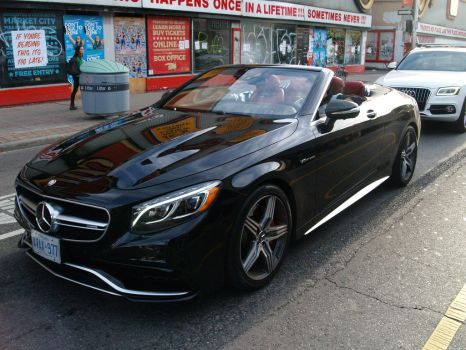 The Biturbo On Bloor by Neville6000
