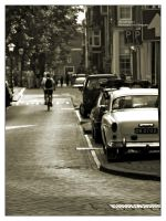 Amsterdam by bupo