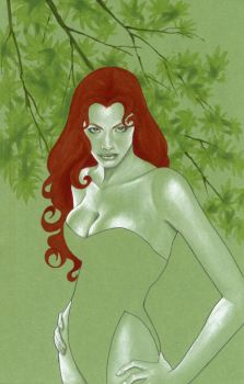 Poison Ivy by AllisonSohn