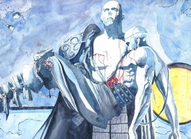 the last Metabaron by emalterre