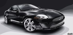 2010 jaguar xkr by Statt
