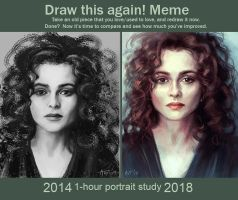 Draw this again, 2014 2018 by Leffsha