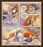 Webcomic - TPB - Colapesce's Reality - page 11 by Dedasaur
