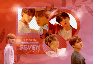 PNG PACK: SEVENTEEN (You Make My Day, Follow Ver.) by Hallyumi