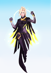 Mercy on duty by AppleVoice