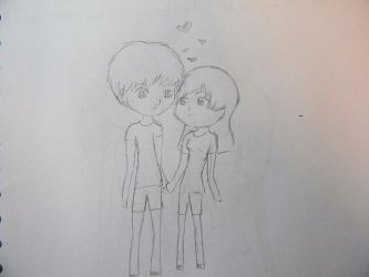 Couple :D by Rosenezz