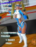 R Mika Cosplay costume for V4 and A4 by Terrymcg