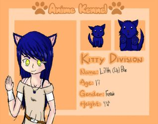 Kitty Division Lily by Cookieking2000