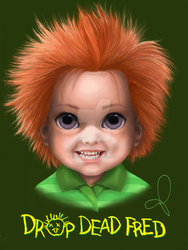 Drop Dead Fred (BITTY BADDIES) by jodyparmann