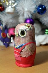 Mommy owl angle1 by ItsMyUsername