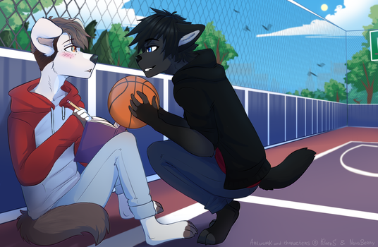 Wanna play? by LaraWesker