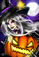 Pumpkin Queen by ChoFerry