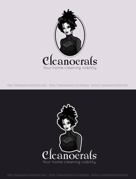Cleanocrats Logo by DianaGyms