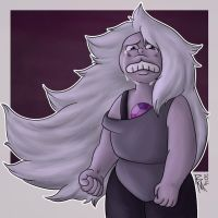 Week 12: Amethyst by DarkSunshine92
