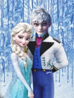 Elsa and Jack by yunkaerphotographic