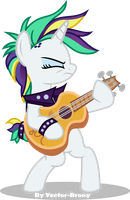 Punk Rarity by Vector-Brony