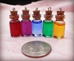 Geeky Potion Charm by TheGeekEmporium