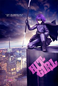 Hit-girl by brekslester