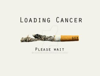 Loading Cancer by DooDemonic