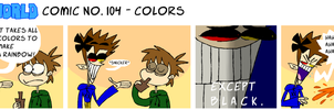 TWComic No. 104 - Colors by RAIINY-SKYE