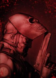 Army of Two - Rios by chesterocampo