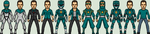 Ted Swanson MMPR The Movie by SpiderTrekfan616