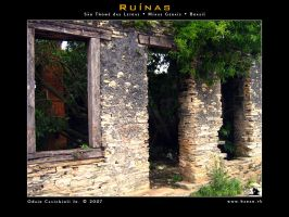 Ruin in Sao Thome - 01 by odairjr